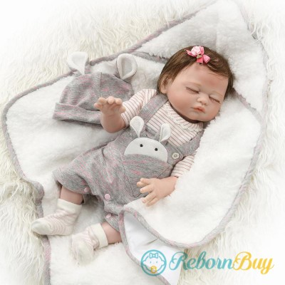 Reborn Doll Carry BagBed 20x9