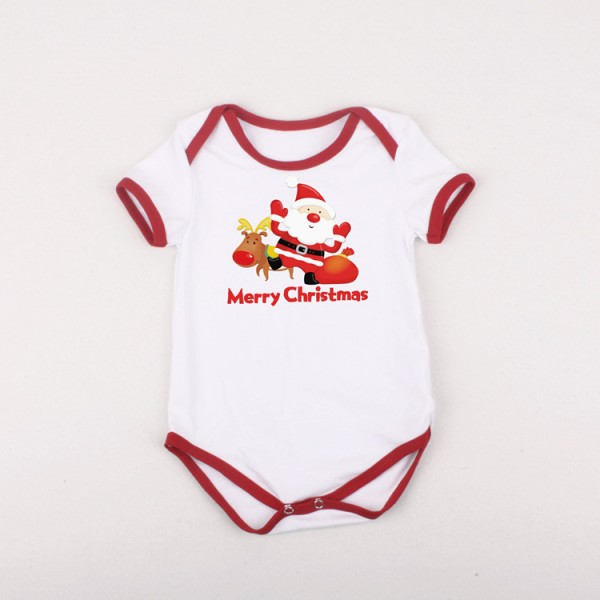 Cute Xmas Bodysuits For 19 - 22 inches Reborn Babies