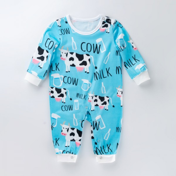 One Piece Cute Animal Jammies For 19 - 22 inches Reborn Babies