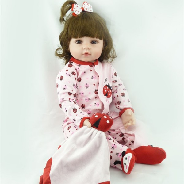Girl Reborn Babies Real Reborn Baby Doll 19inches