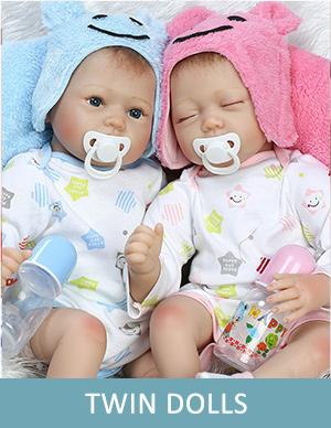 reborn baby dolls twins
